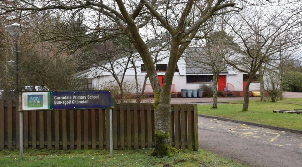 Carradale influence on Education Scotland-endorsed teacher programme