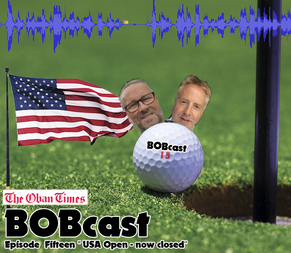 "BOBcast – Episode 15 – ""USA Open – now closed"""