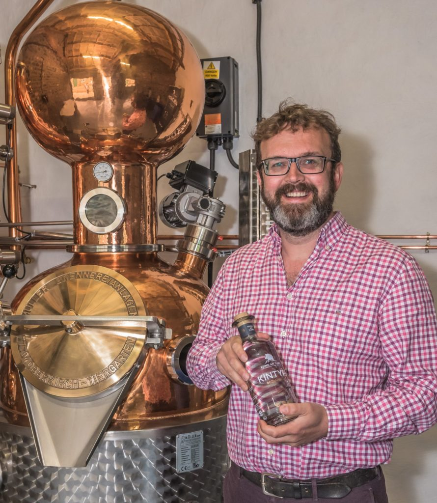 Distillery in the pink with Co-op gin deal