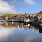 Scottish Water is investing £3.4 million in Tarbert's waste water infrastructure.
