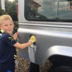 Joshua Lavery-Jones has launched Joshy Washy car wash.