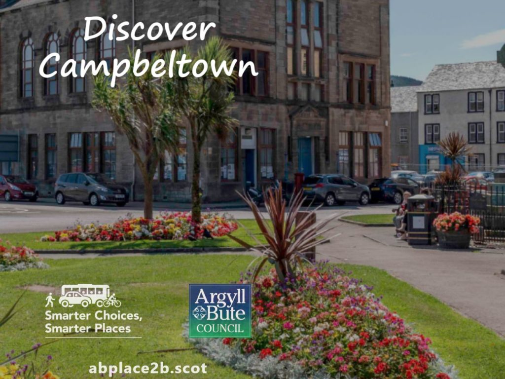 Digital discovery app puts Campbeltown on the map