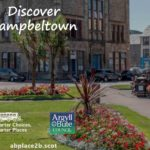 The Discover Campbeltown app cover.