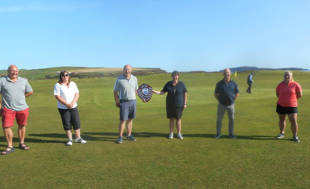 Mixed weather for Dunaverty's weekend competitions