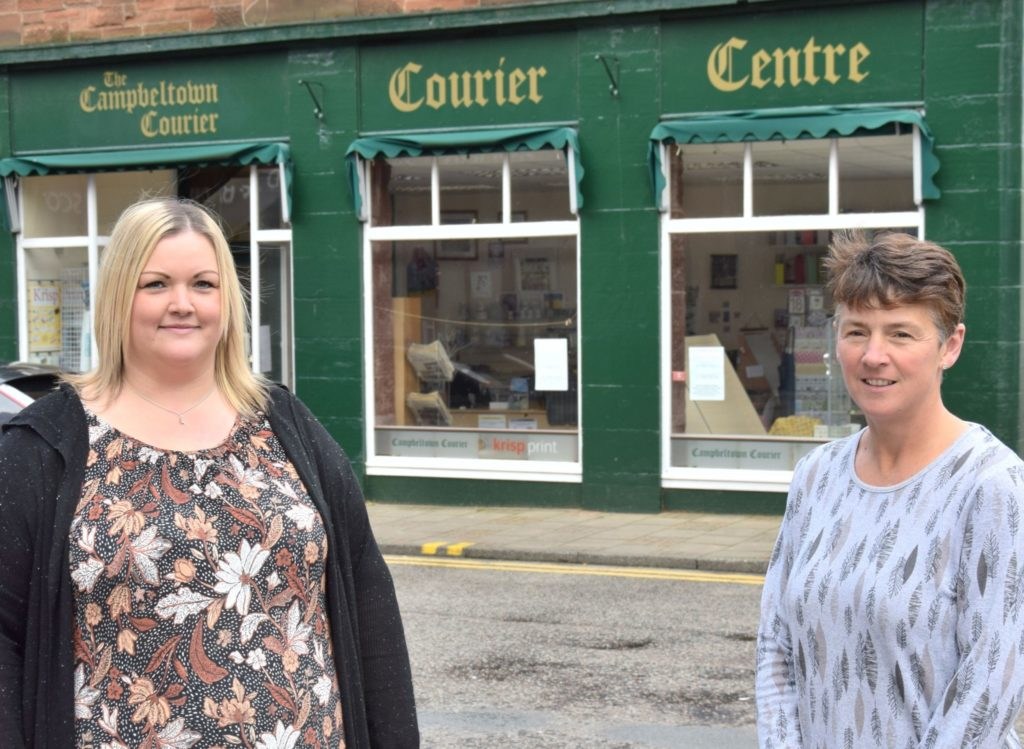 End of an era for Courier Centre staff