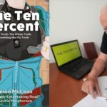 Simon McLean has penned The Ten Percent.