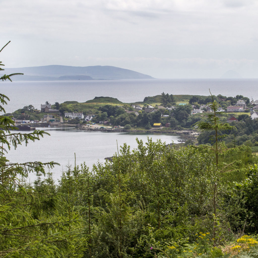 Forestry and Land Scotland is inviting people to take part in the development of a land management plan for Carradale.