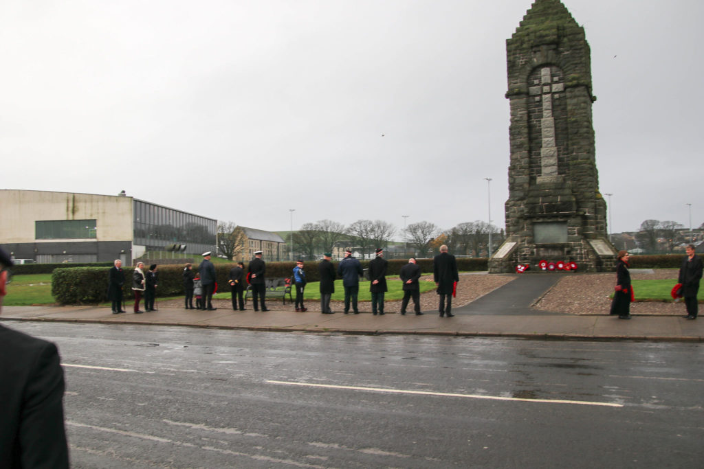 Cambeltown community remembers war heroes