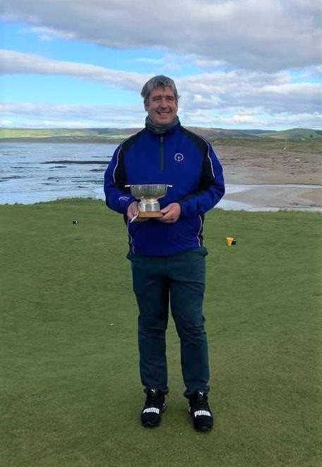 McDiarmid Cup winner Dean Ratcliff.