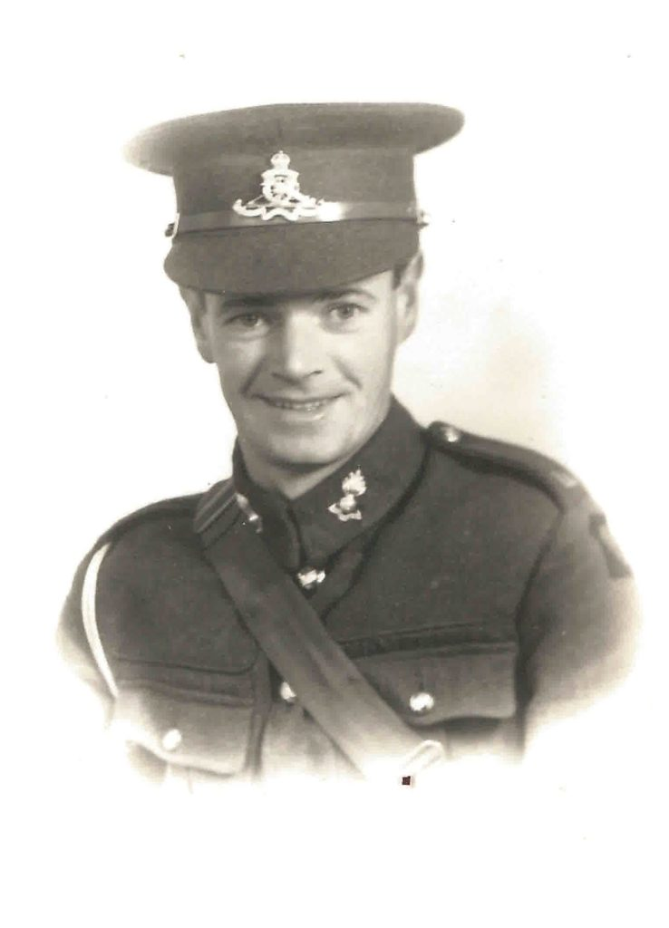 There is nothing to stop us remembering, in our own time and in our own way, the sacrifices of soldiers like Gunner Neil MacLean, photographed here, who spent five years as a prisoner of war following the 51st Highland Division's surrender at St Valéry-en-Caux during the Second World War.