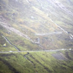 Multiple landslides at the Rest and Be Thankful shut the A83 in both directions causing major disruption. 51_a41RestLandslide03