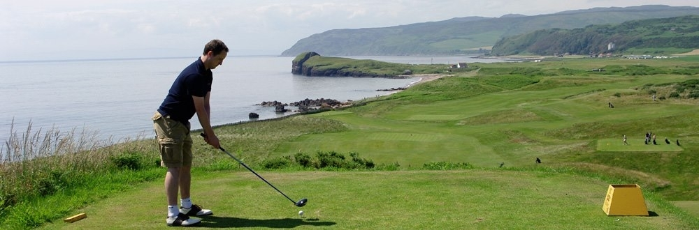Dunaverty golf course
