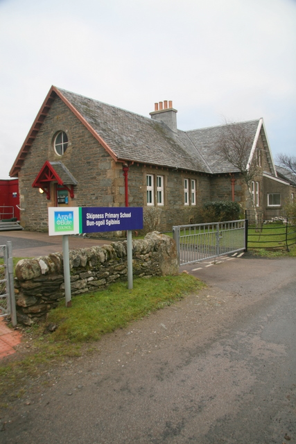 Future of Skipness Primary School hangs in the balance