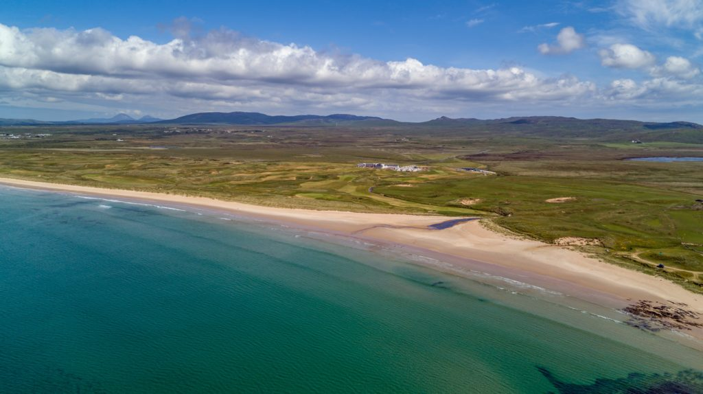 Islay was praised for its stunning sandy beaches. NO_t07_Islay01