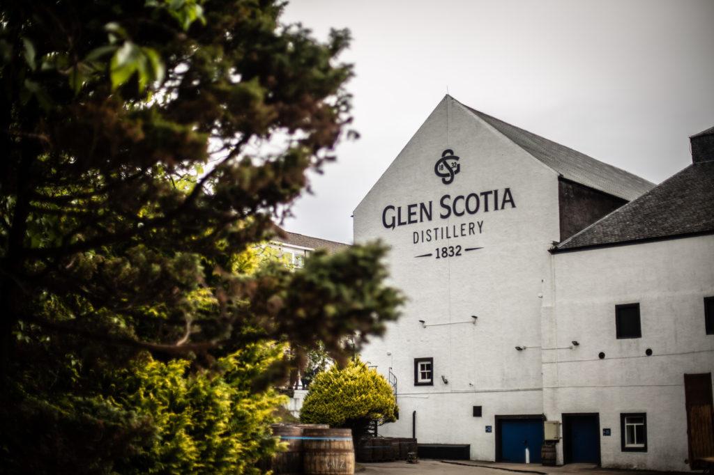 Glen Scotia raises a glass to entrepreneurial partnership