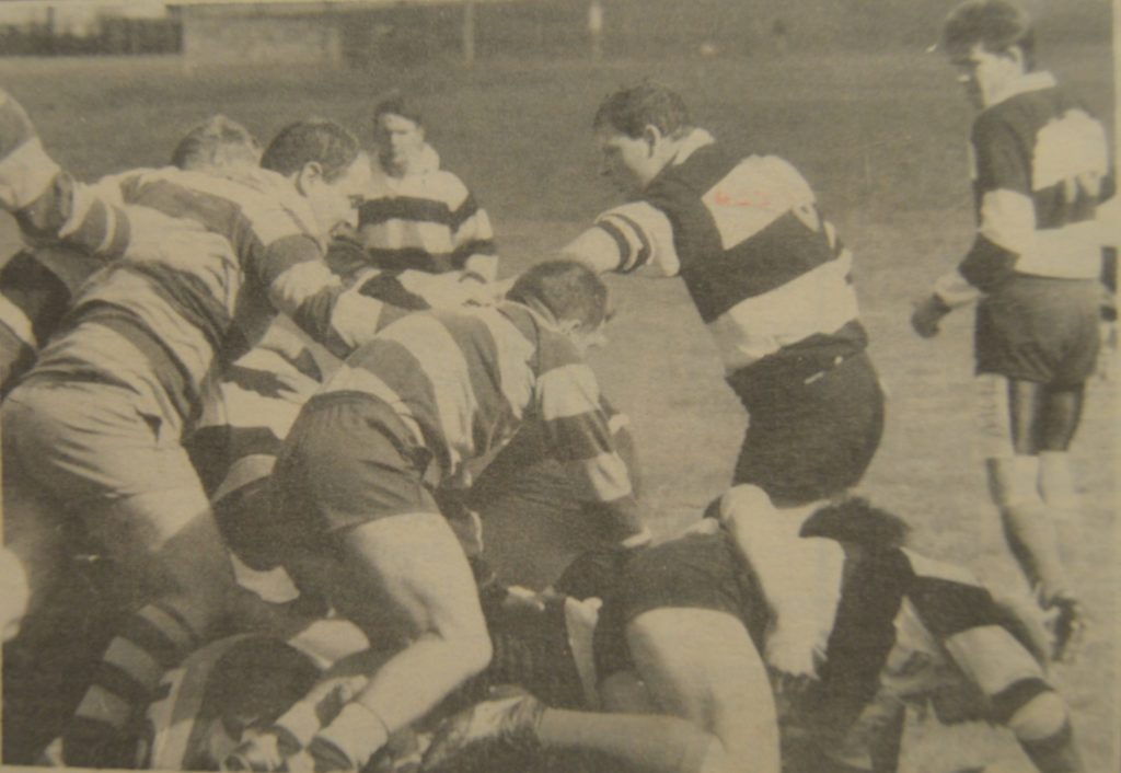 In 1995: Campbeltown beat Southend 60-39 in their traditional festive season nine-a-side clash 25 years ago. The game saw schoolboys Ewan Neilson and Graham Parkinson turning out for Campbeltown while fellow pupils Alan Semple and Andrew Hamilton played for Southend.