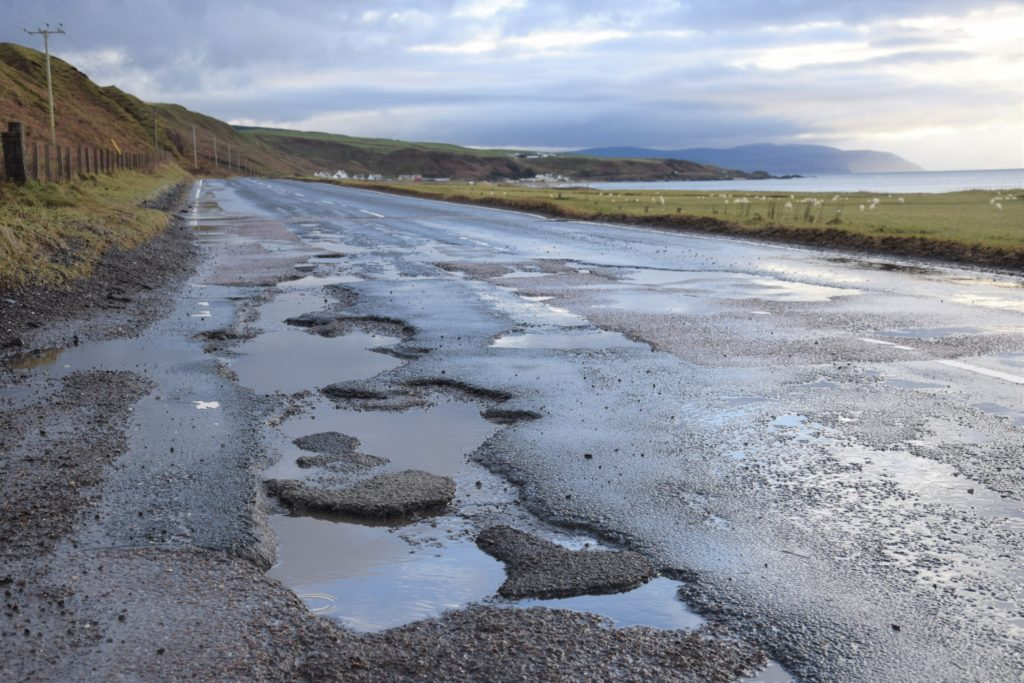 Road to close at Clachan for resurfacing works