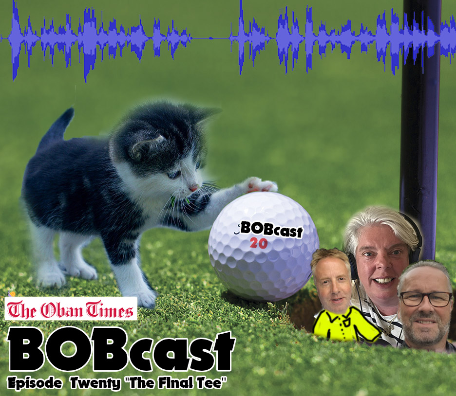 "BOBcast – Episode 20 – ""The Final Tee"""