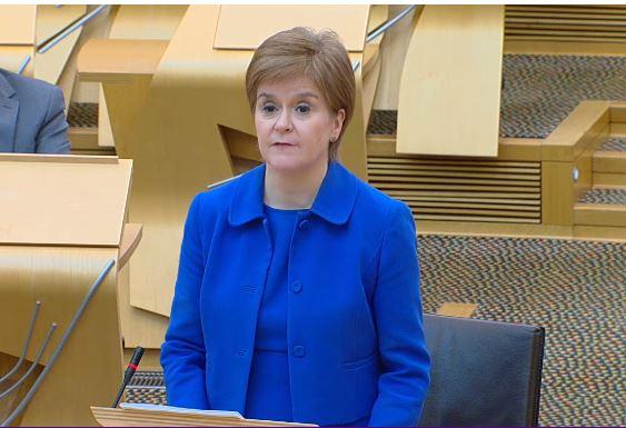 Breaking: Scotland's key dates out of lockdown