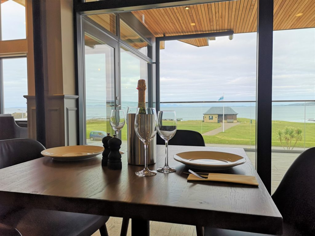 Inside Machrihanish Golf Club's new state-of-the-art clubhouse