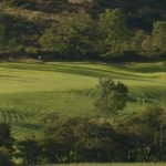 Glenralloch golf course.