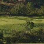 Glenralloch golf course.