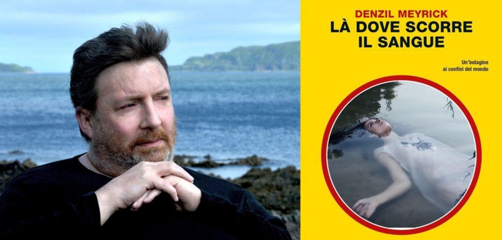 Author Denzil's deal with Italian publishing giants
