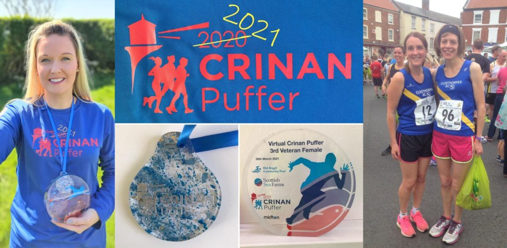Kintyre athletes run away with Crinan Puffer prizes