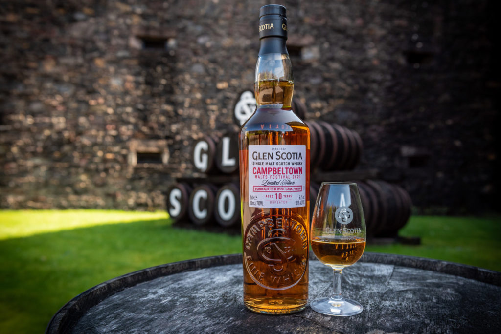 Distillery's limited edition release ahead of virtual malts festival