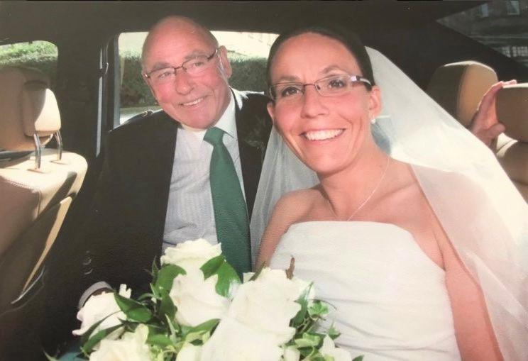 Lindsay gets active ahead of 50K walk in memory of dad