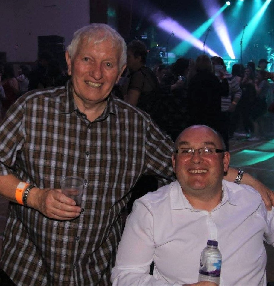 David on track to conquer Ben Nevis in wheelchair