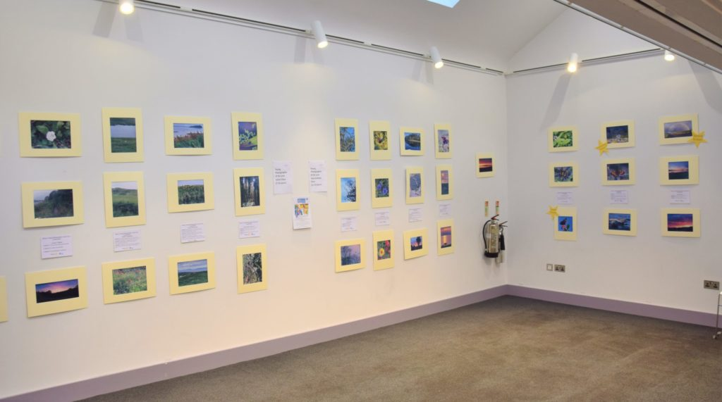 Captivating images by some of Kintyre's most promising young photographers are on display at Campbeltown Picture House.