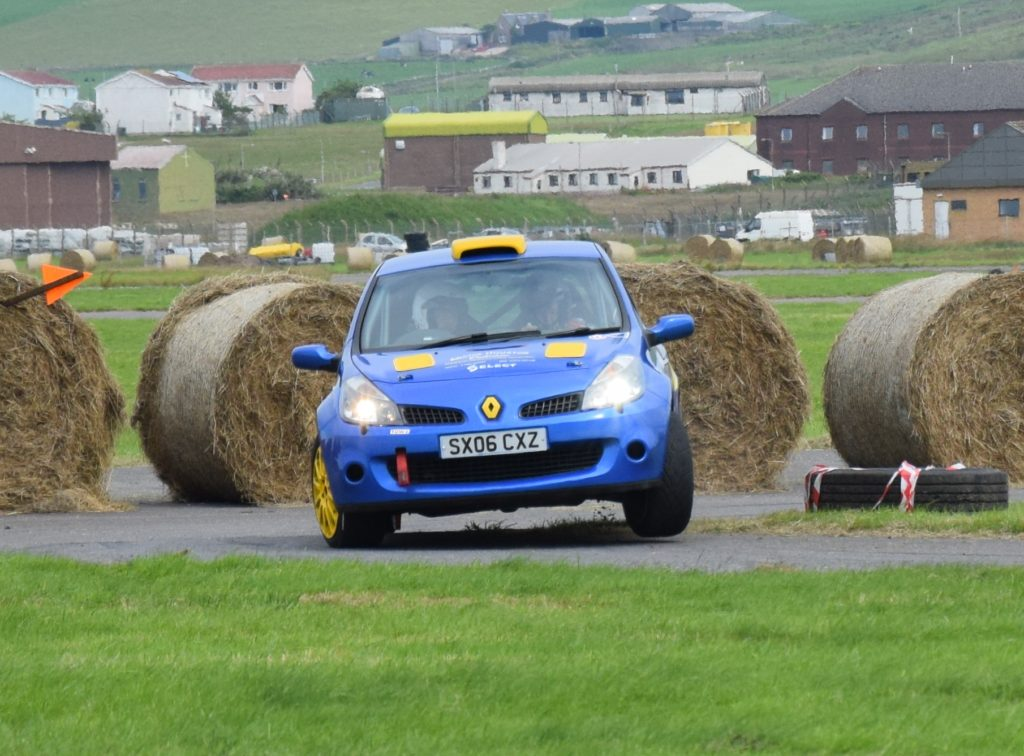 Engines at the ready – Mach 1 Stages Rally gets go ahead