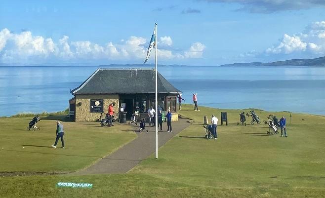 Golf club's charity open boost for Macmillan