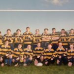 Jake Cameron sent us this 1996 photograph of Kintyre Rugby Football Club, to mark 25 years since the team was named Glasgow and District division two league champions. The players in the photograph are, back row, from left: Archie Ronald, Richard Semple, Callum Semple, John Semple, Neale Williams, John Biggins, Keith Ballantyne, Steven Harrogate, Jamie Reid, Gareth Davies, Jake Cameron and Donald McKay. Front row: Kenny McAndrew, Craig Hughes, Ralph Hill, Stuart McLauchlan, Colin Craig (captain), Kevin Scally, Johnathan Sharples, William Ralston and Ewan Mitchell.