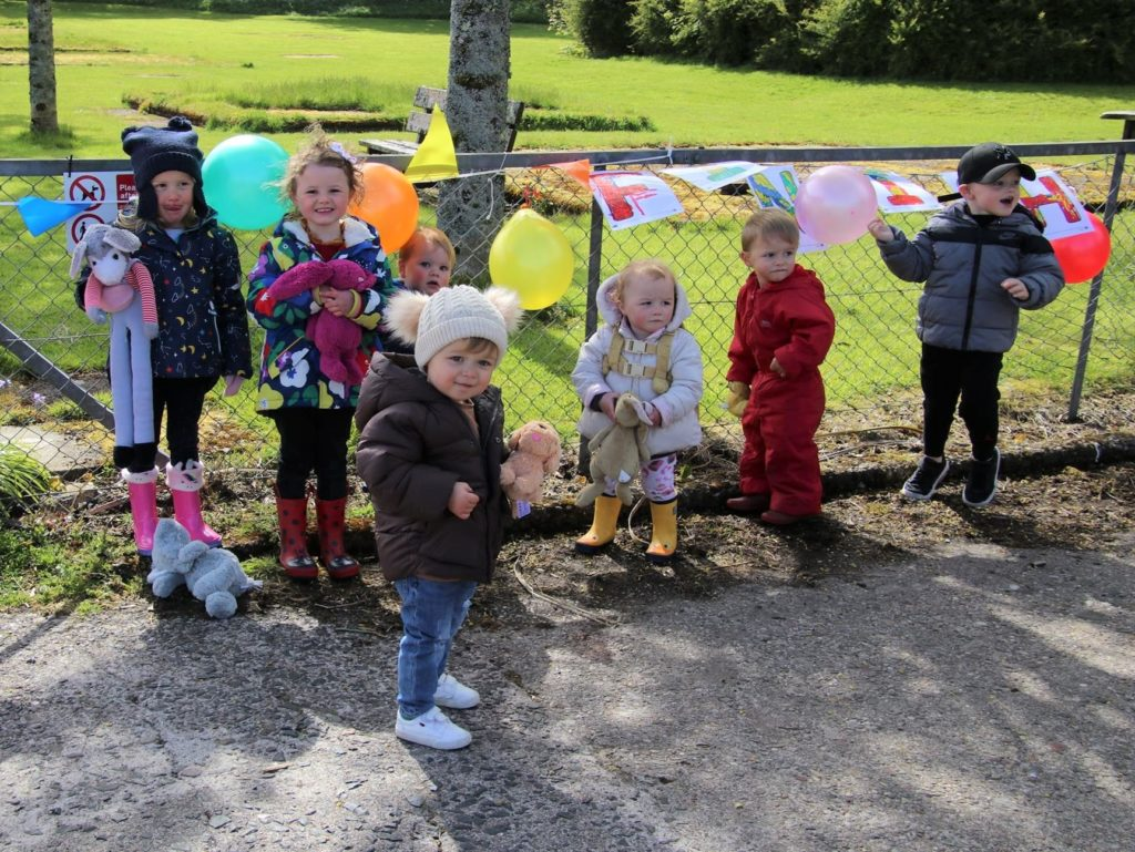 Playpark fundraising campaign gets off the ground