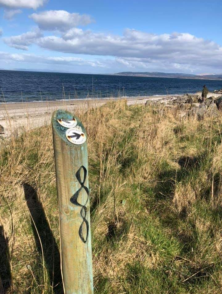 The Kintyre Way covers a wide range of landscapes.