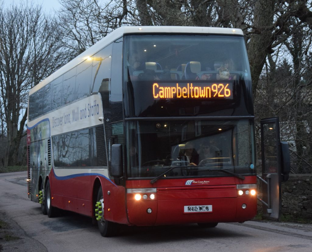 Additional bus journeys on 926 route