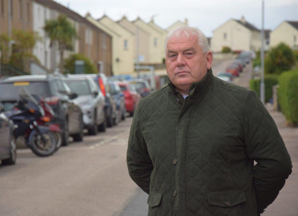 Councillor Donald Kelly.