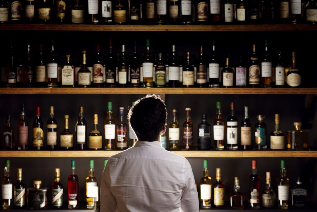 Pat's Whisky Collection is said to be the single biggest private collection of whiskies ever brought to auction.