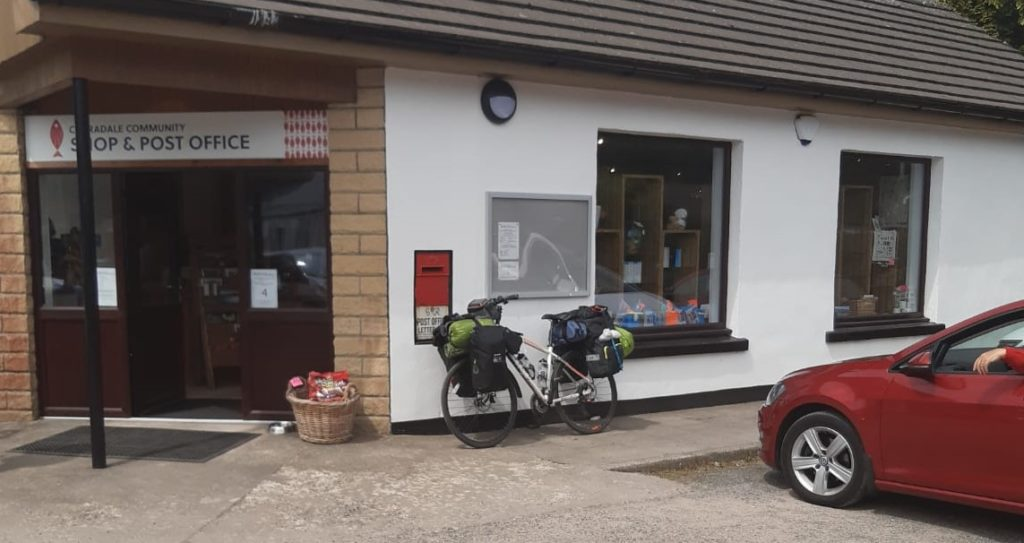 Carradale Community Trust takes over post office and shop