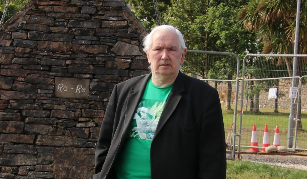 Campbeltown's Steve Byrne wins regional hero award