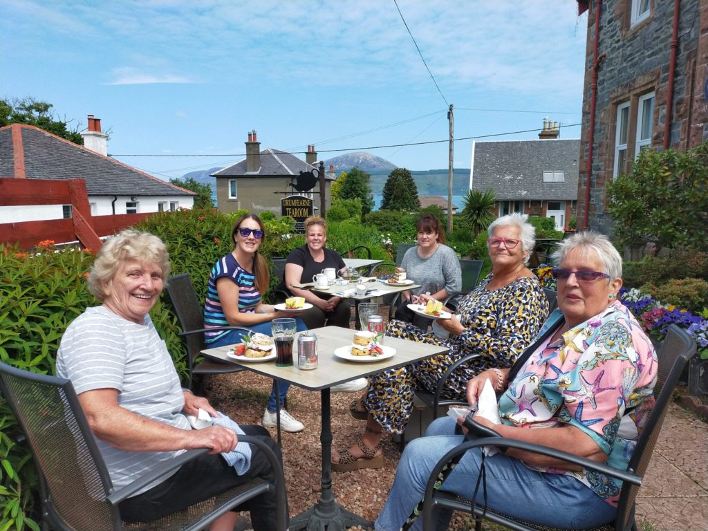 Over 60s' service receives Lottery funding