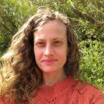 Christina Saunders, the GRAB Trust's new community litter volunteer coordinator.