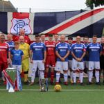 After being forced to cancel events in its tenth anniversary year in 2020, Campbeltown Loyal Rangers Supporters' Club brought the Jimmy Taylor Memorial Cup back with a bang this year.