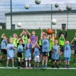 Fun and games at a liveArgyll summer football camp.