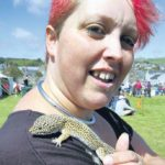 In 2011: A wee gecko with a big name, T Rex, was the winner of the other pets section at the annual Campbeltown pet show.