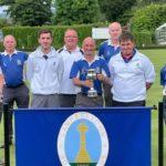 From left: Brian Leishman, Neil McCormick, Ryan Mclachlan, John Shaw, John McLean, Steven Dickson, Scott Mclachlan, Ryan Johnston and John McCormick.