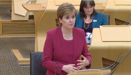 Latest Covid update as Scotland heads towards level zero