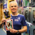 Robert Harvey is a volunteer and Glasgow area coordinator for Football Memories Scotland.